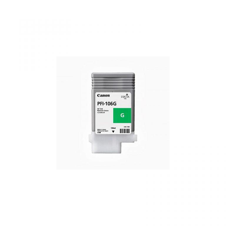Vert (G) pour Canon iPF 6xx0 - 130mL