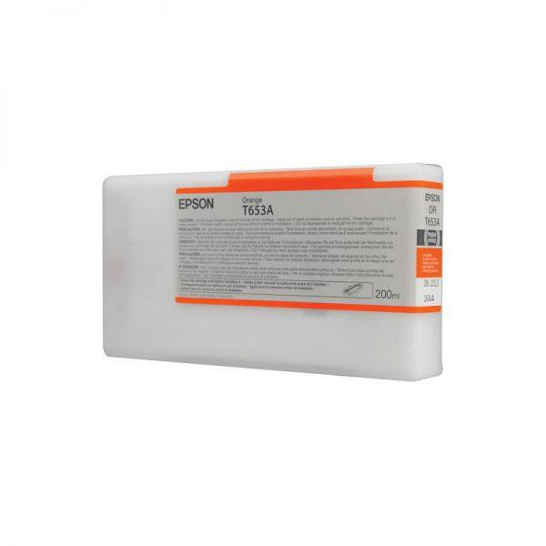 Orange (OR) pour Epson SP4900 - 200mL