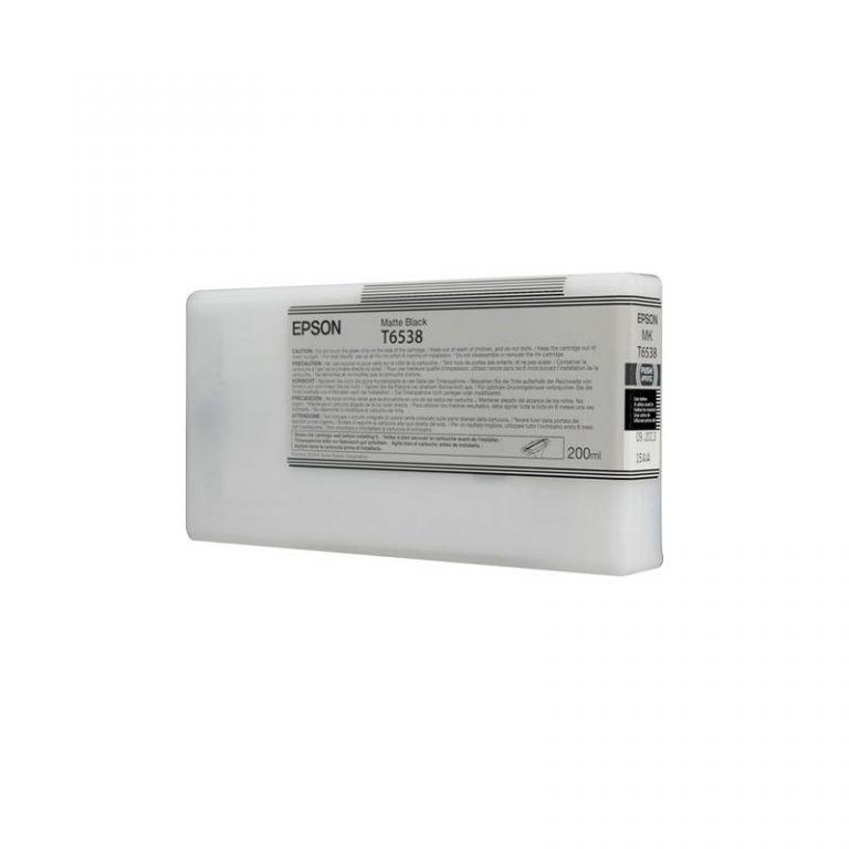 Noir Mat (MK) pour Epson SP4900 - 200mL