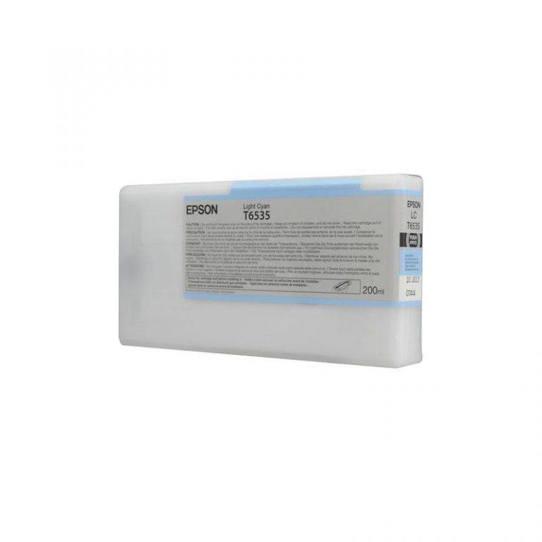 Cyan clair (LC) pour Epson SP4900 - 200mL