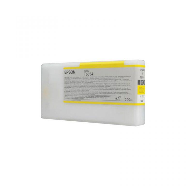 Jaune (Y) pour Epson SP4900 - 200mL
