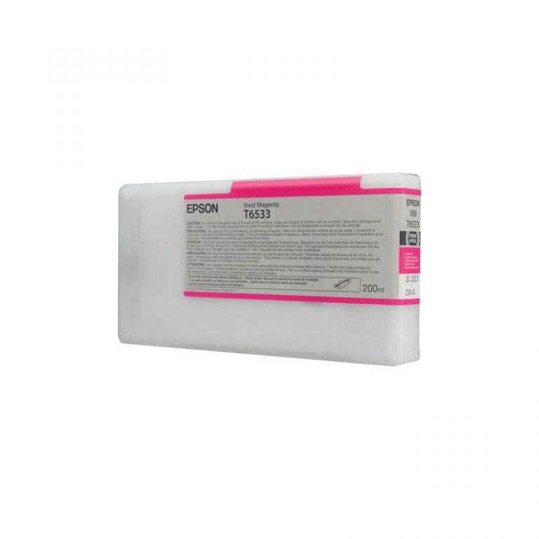 Vivid Magenta (VM) pour Epson SP4900 - 200mL