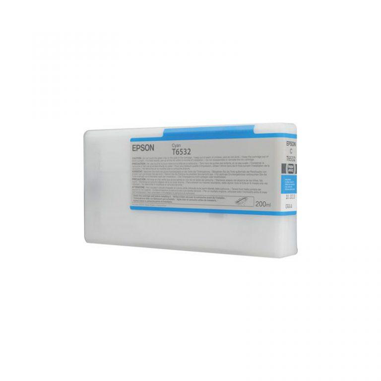 Cyan (C) pour Epson SP4900 - 200mL