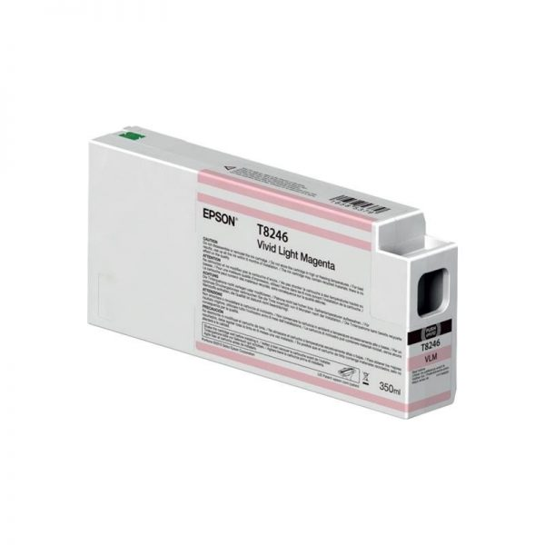 Vivid Magenta clair (VLM) pour Epson SC-P6000/7000/8000/9000 - 350mL